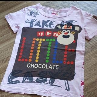 ジャム(JAM)のJAM♡Tシャツ 120(Tシャツ/カットソー)