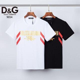 ドルチェアンドガッバーナ(DOLCE&GABBANA)の2枚10000 DOLCE&GABBANA Tシャツ 半袖78(Tシャツ(半袖/袖なし))