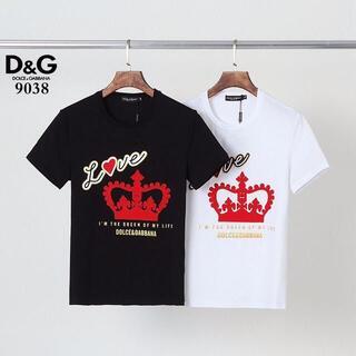 ドルチェアンドガッバーナ(DOLCE&GABBANA)の2枚10000 DOLCE&GABBANA Tシャツ 半袖68(Tシャツ(半袖/袖なし))