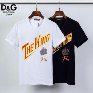 ドルチェアンドガッバーナ(DOLCE&GABBANA)の2枚10000 DOLCE&GABBANA Tシャツ 半袖62(Tシャツ(半袖/袖なし))