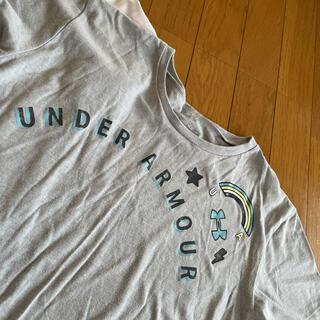 アンダーアーマー(UNDER ARMOUR)のアンダーアーマー ジーユー Tシャツ(Tシャツ/カットソー)