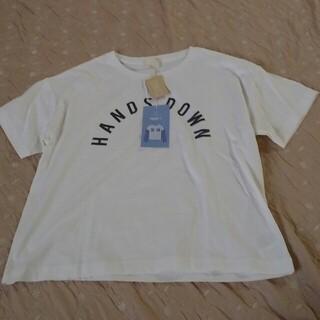 スタディオクリップ(STUDIO CLIP)の新品スタディオクリップTシャツ白お値下げ(Tシャツ(半袖/袖なし))