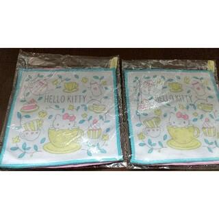ハローキティ - 洋服の青山 ノベルティ キティ ハンカチ 2枚×2セット=4枚