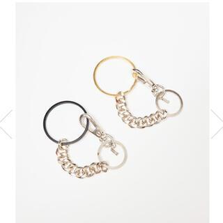 JOHN LAWRENCE SULLIVAN - LITTLEBIG Key Chain & Bracelet GOLD