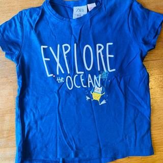 ザラキッズ(ZARA KIDS)のZARA ベイビー Tシャツ 80 86 90(Tシャツ)