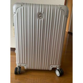 メルセデスベンツ アルミスーツケース 未開封(スーツケース/キャリーバッグ)