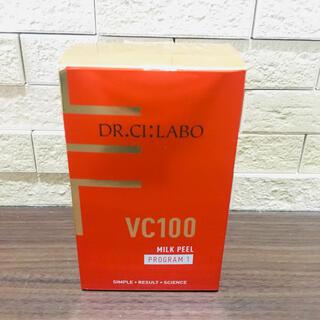 Dr.Ci Labo - 新品未使用☆ドクターシーラボ VC100  ミルクピール 美容液