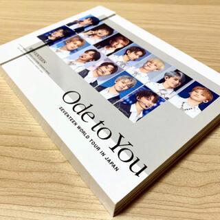 SEVENTEEN - SEVENTEEN:Ode to You Blu-ray〈初回限定盤・2枚組〉