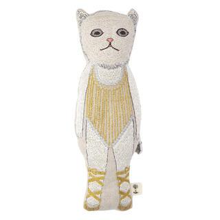 アッシュペーフランス(H.P.FRANCE)のCORAL&TUSK ポケットドール Baby Cat(クッション)