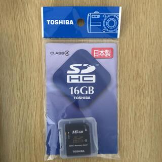 トウシバ(東芝)のTOSHIBA SD-F16GTS SDHCメモリカード(その他)