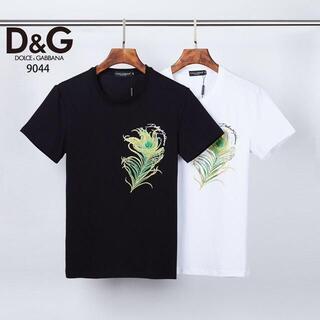 ドルチェアンドガッバーナ(DOLCE&GABBANA)の2枚10000 DOLCE&GABBANA Tシャツ 半袖36(Tシャツ(半袖/袖なし))
