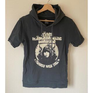 グラニフ(Graniph)の美品!Design T-shirt store graniph の半袖パーカー(Tシャツ(半袖/袖なし))