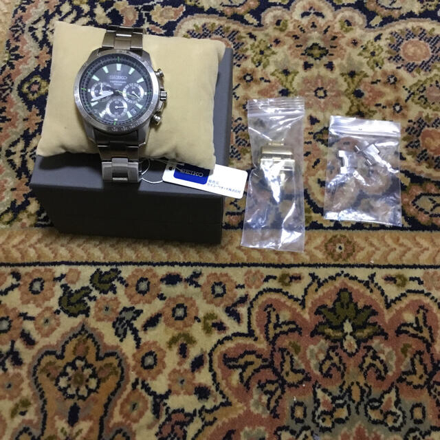 SEIKO(セイコー)のSELKO時計 インテリア/住まい/日用品のインテリア小物(置時計)の商品写真