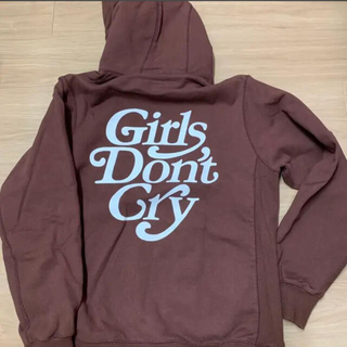 GDC - 美品‼︎6月期間限定 girls don't cryパーカー