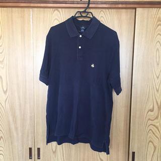 ブルックスブラザース(Brooks Brothers)のブルックスブラザーズ ポロシャツ ネイビー(ポロシャツ)