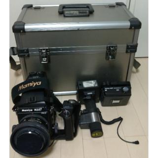 マミヤ(USTMamiya)のsakuraさま限定:Mamiya RZ67 PROⅡ AEプリズムファインダー(フィルムカメラ)