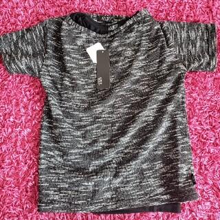 アズールバイマウジー(AZUL by moussy)の新品アズール重ね着140(Tシャツ/カットソー)
