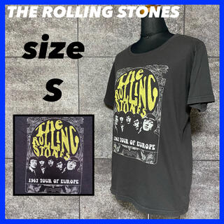 THE ROLLING STONES ローリングストーンズ Est Tシャツ(Tシャツ/カットソー(半袖/袖なし))