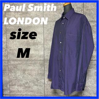 ポールスミス(Paul Smith)のPaul Smith LONDON ポールスミスロンドン ドレスシャツ Mサイズ(シャツ)