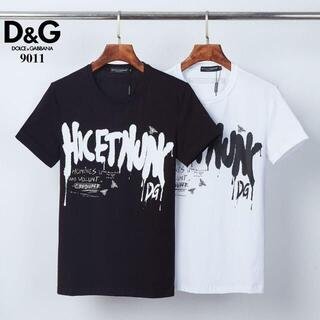 ドルチェアンドガッバーナ(DOLCE&GABBANA)の2枚10000 DOLCE&GABBANA Tシャツ 半袖24(Tシャツ(半袖/袖なし))