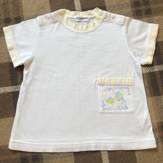 サンローラン(Saint Laurent)のイヴサンローラン Tシャツ 95センチ(Tシャツ/カットソー)