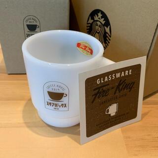 スターバックスコーヒー(Starbucks Coffee)のスタアバックス ファイヤーキングマグ(グラス/カップ)