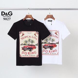 ドルチェアンドガッバーナ(DOLCE&GABBANA)の2枚10000 DOLCE&GABBANA Tシャツ 半袖17(Tシャツ(半袖/袖なし))