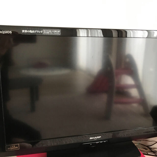 アクオス(AQUOS)のシャープSHARP AQUOSテレビ2011年製 キレイに見れます😊🎀(テレビ)