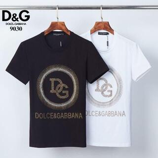ドルチェアンドガッバーナ(DOLCE&GABBANA)の2枚10000 DOLCE&GABBANA Tシャツ 半袖14(Tシャツ(半袖/袖なし))