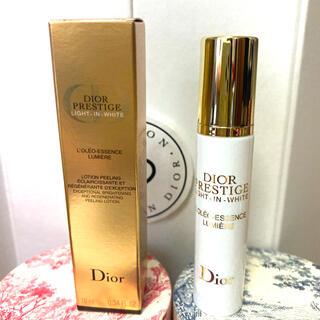 Christian Dior - ディオール プレステージ ホワイト オレオ エッセンス ローション 10ml