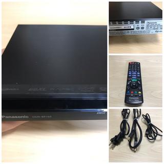 Panasonic - HDD搭載ハイビジョンブルーレイディスクレコーダー DMR-BR160