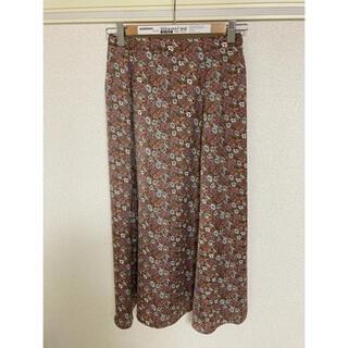 エージーバイアクアガール(AG by aquagirl)のエージーバイアクアガール ワールド スカート(ロングスカート)