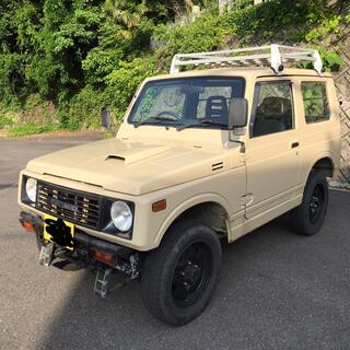 スズキ - 車検2年付き!スズキ ジムニー JA11 5型 最終型 平成7年式 機関良好!