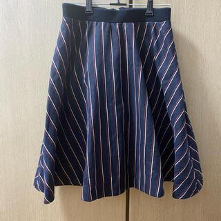 オリーブデオリーブ(OLIVEdesOLIVE)のOLIVE des OLIVE 膝丈スカート(ひざ丈スカート)