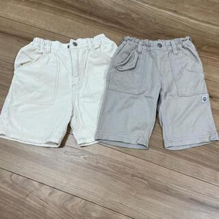ベベ(BeBe)のべべ Bebe ハーフパンツ 半ズボン 110cm  まとめ売り(パンツ/スパッツ)