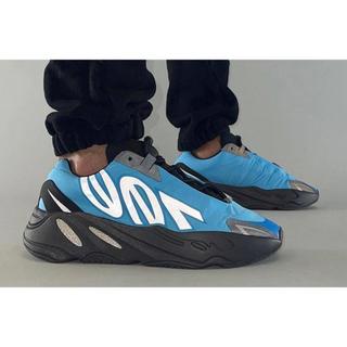 アディダス(adidas)のYEEZY BOOST 700 MNVN BRIGHT CYAN(スニーカー)