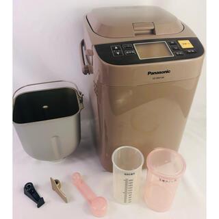 パナソニック(Panasonic)のパナソニック SD-BM106 ホームベーカリー 自動投入機能 もちつき パン焼(ホームベーカリー)