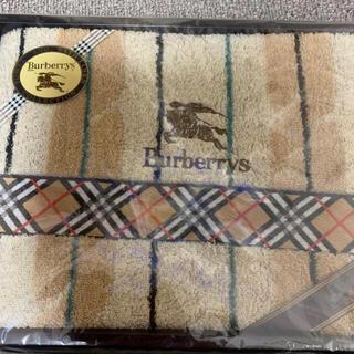 バーバリー(BURBERRY)のBurberry  バスタオル 箱なし発送(タオル/バス用品)