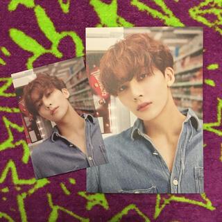 セブンティーン(SEVENTEEN)のHYBE  フォトカード ポストカード SEVENTEEN セブチ ジョンハン(K-POP/アジア)