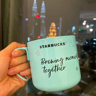スターバックスコーヒー(Starbucks Coffee)のマレーシア限定 スターバックス ステンレス マグカップ (グラス/カップ)