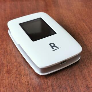 ラクテン(Rakuten)のRakuten WiFi Pocket「パンダがビーム出してるあのルータ」(その他)