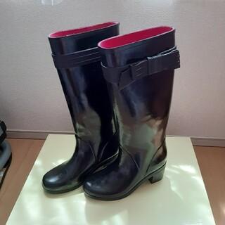 ケイトスペードニューヨーク(kate spade new york)の週末限定セール中☆ケイトスペード レインブーツ サイズ6(レインブーツ/長靴)