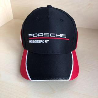 ポルシェ(Porsche)のPORSCHE キャップ(車外アクセサリ)