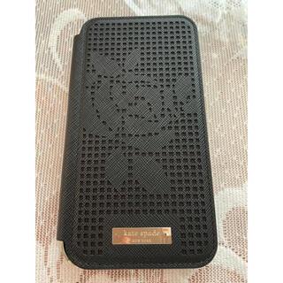 kate spade new york - kate spade 手帳型ケース iPhone  X / XS
