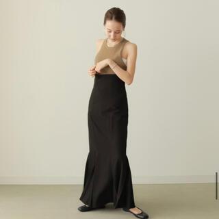 louren○ mermaid pleats skirt