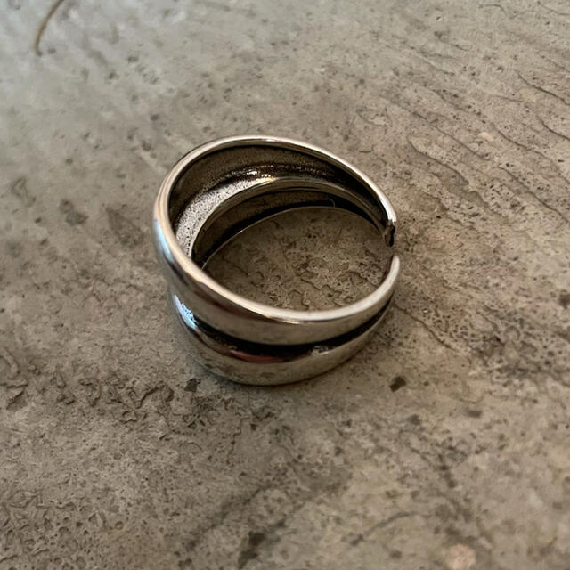 Ameri VINTAGE(アメリヴィンテージ)のmochi ring𓄲silver925coat レディースのアクセサリー(リング(指輪))の商品写真