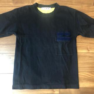 マルニ(Marni)のMARNI マルニ ポケット付きトップス Tシャツ(Tシャツ/カットソー(半袖/袖なし))