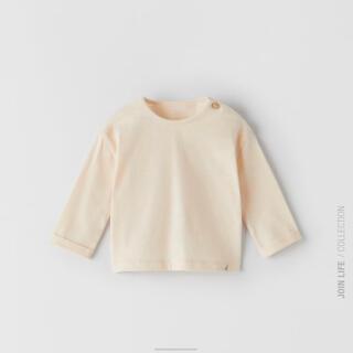 ザラキッズ(ZARA KIDS)のZARA BABY  ベーシックTシャツ(Tシャツ)