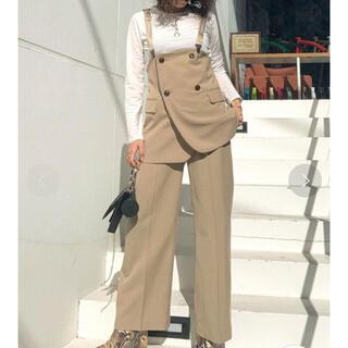 アメリヴィンテージ(Ameri VINTAGE)のアメリ ヴィンテージ♡ セットアップ♡ MARLENE SET UP PANTS(セット/コーデ)