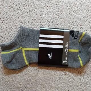adidasのスニーカーソックス